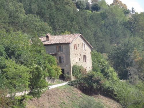 The Weaver in Umbria
